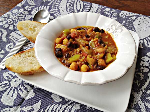 Tequila Three Bean Chili