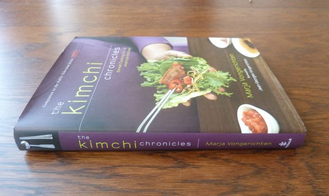 The Kimchi Chronicles by Marja Vongerichten.